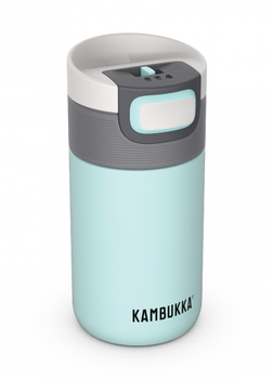 Kambukka ETNA Thermal Mug 300ml with Snapclean 3-in-1 Lid - Glacier