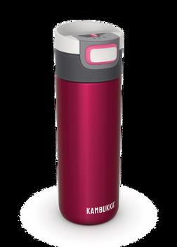 Kambukka ETNA Thermal Mug 500ml with 3-in-1 Snapclean Lid - BlackberryKambukka ETNA Thermal Mug 500ml with 3-in-1 Snapclean Lid - Blackberry