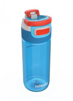 Kambukka ELTON Water Bottle 500ml with Snapclean 3-in-1 Lid - Carribean