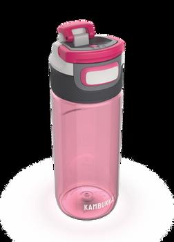 Kambukka ELTON Water Bottle 500ml with Snapclean 3-in-1 Lid - Pearl Blush