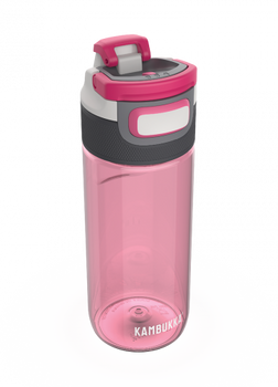 Kambukka ELTON Water Bottle 500ml with Snapclean 3-in-1 Lid - Pearl Blush