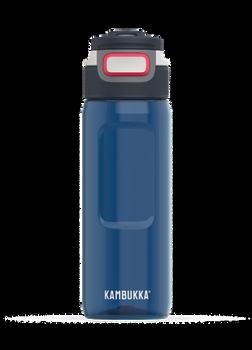 Kambukka ELTON Water Bottle 750ml with Snapclean 3-in-1 Lid - Midnight Blue