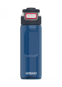 Kambukka ELTON Water Bottle 750ml with Snapclean 3-in-1 Lid - Midnight Blue