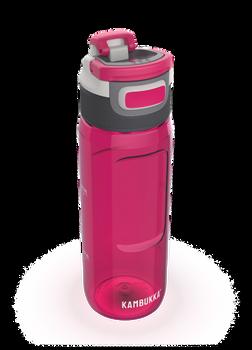 ELTON Water Bottle 750ml with Snapclean 3-in-1 Lid - Lipstick