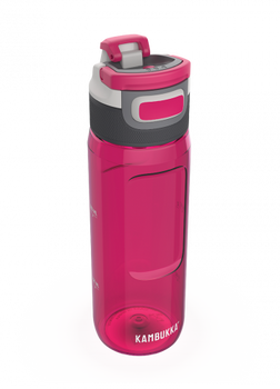 ELTON Water Bottle 750ml with Snapclean 3-in-1 Lid - Lipstick