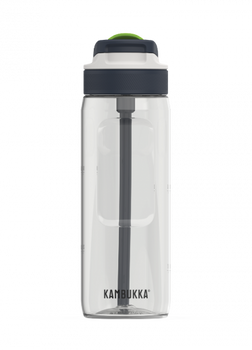 Kambukka LAGOON Water Bottle 750ml with Spout Lid - Clear