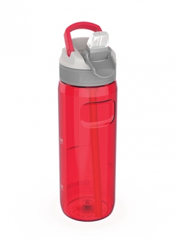 Kambukka LAGOON Water Bottle 750ml with Spout Lid - Ruby