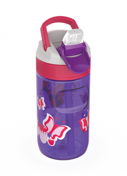 Kambukka LAGOON Water Bottle 400ml with Spout Lid - Magic Princess
