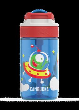 Kambukka LAGOON Water Bottle 400ml with Spout Lid - Happy Alien