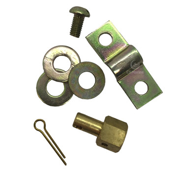 Seastar Clamp & Stop Collar Kit for Stop Cable - 203463