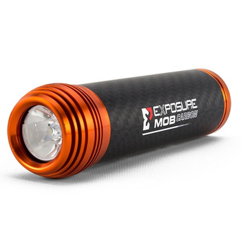 Crewsaver Exposure MOB Carbon Search Light angled
