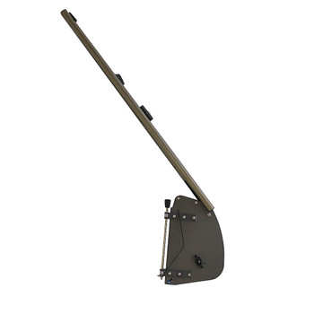Laser Bahia Rudder Head Assembly with Tiller