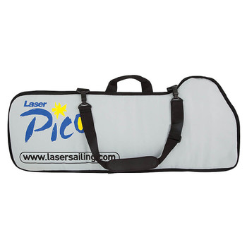 Laser Pico Combo Foil Bag - Grey