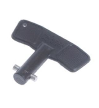 Roca Battery Switch Key - Black