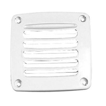 Nuova Rade White Plastic Vent 92 X 92mm