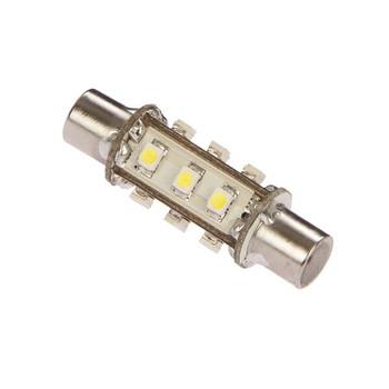 LED Festoon 43 Navigation Bulb - White