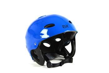 RUK Rapid Helmet Blue Small 51-56cm