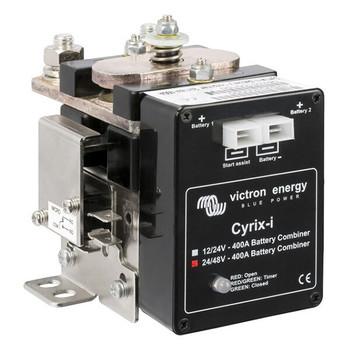 Victron Energy Cyrix-i Intelligent Combiner - 24V/48V (400A)