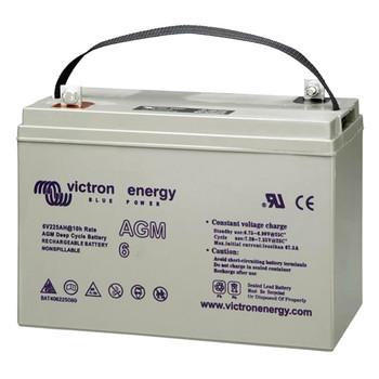 Victron Energy AGM Deep Cycle Battery - 6V (240Ah)