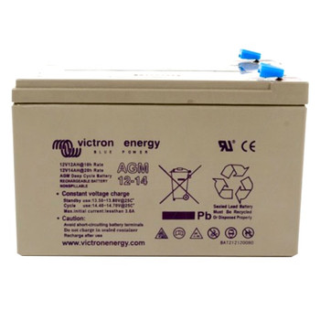 Victron Energy AGM Deep Cycle Battery - 12V (14Ah)