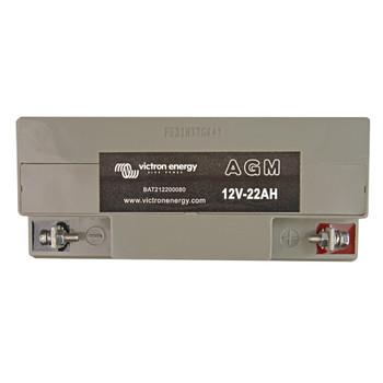 Victron Energy AGM Deep Cycle Battery - 12V (22Ah)