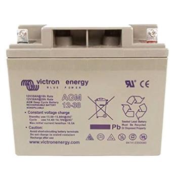 Victron Energy AGM Deep Cycle Battery - 12V (38Ah)