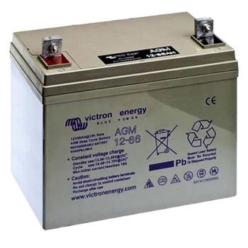 Victron Energy AGM Deep Cycle Battery - 12V (66Ah)