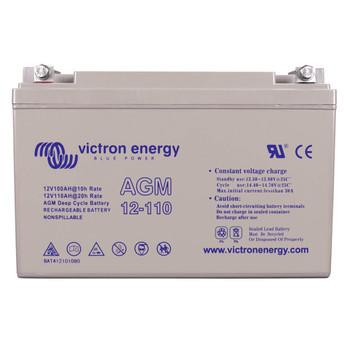 Victron Energy AGM Deep Cycle Battery - 12V (110Ah)