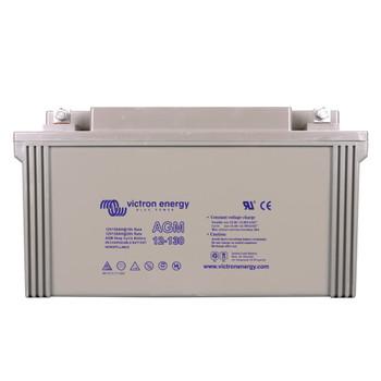 Victron Energy AGM Deep Cycle Battery - 12V (130Ah)