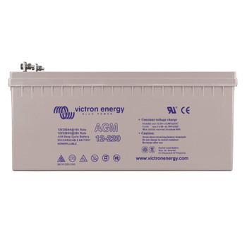 Victron Energy AGM Deep Cycle Battery - 12V (220Ah)