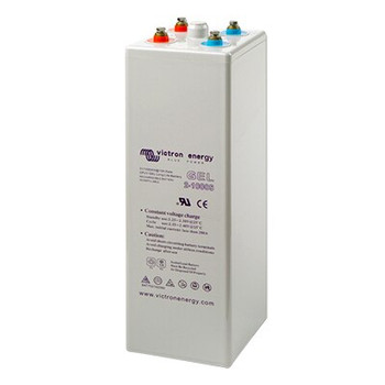 Victron Energy 10 OPzV GEL Tubular Plate Battery - 2V/1000Ah