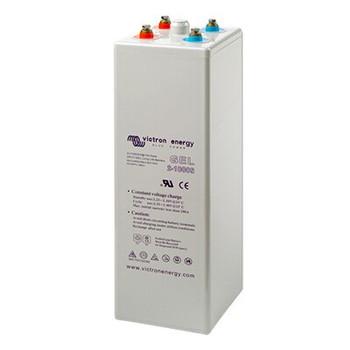 Victron Energy 12 OPzV GEL Tubular Plate Battery - 2V/1200Ah