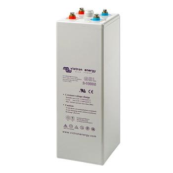 Victron Energy 20 OPzV GEL Tubular Plate Battery - 2V/2500Ah