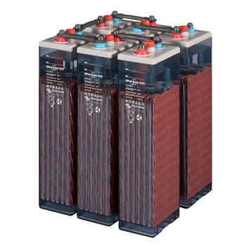 Victron Energy OPzS Tubular Plate Solar Battery - 4560Ah