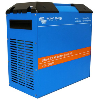 Victron Energy Lithium HE Battery - 24V/200Ah (5kWh)