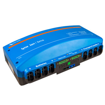 Victron Energy Lynx Ion BMS Battery - 1000A - Side View