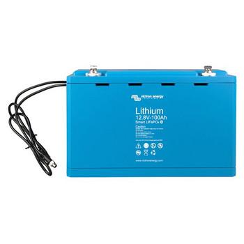 Victron Energy LiFePO4 Lithium Battery Smart -  12.8V/100Ah