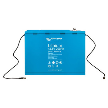 Victron Energy LiFePO4 Lithium Battery Smart -  12.8V/200Ah