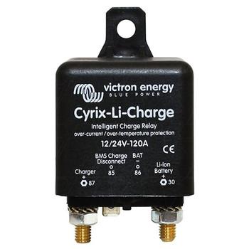 Victron Energy Cyrix-Li-Charge Battery Combiner - 12V/24V (120A)