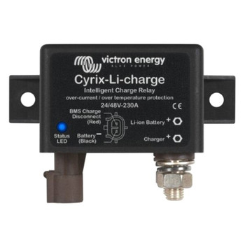 Victron Energy Cyrix-Li-Charge Battery Combiner - 24V/48V (230A)