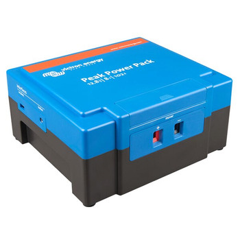 Victron Energy Peak Power Pack -  12.8V/8Ah (102Wh) - Flat View
