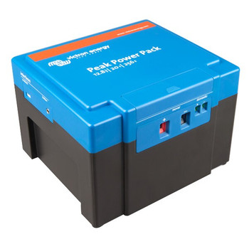 Victron Energy Peak Power Pack -  12.8V/20Ah (256Wh) - Flat View