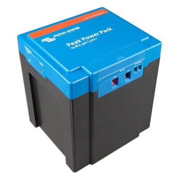 Victron Energy Peak Power Pack -  12.8V/40Ah (512Wh) - Side View