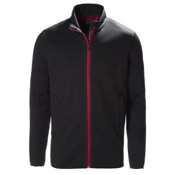 Musto Cork 300 Synergy Mens Fleece Jacket -Black