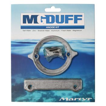 MG Duff Volvo 280 Duo Prop Anode Kit CMV280DPKIT - Zinc