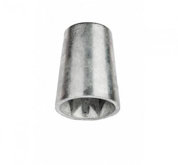 MG Duff Radice Boss Hex Nut Anode RAD40Z - Zinc 40mm