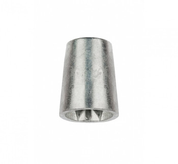 MG Duff Boss Radice Hex Nut Anode RAD45Z - Zinc 45mm