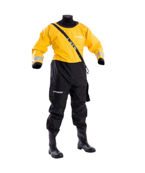 Typhoon Breathable Woss Drysuit with Boots