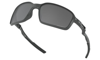 Oakley Siphon Sunglasses - Scenic Grey / Prizm Black Polarised Low Angled