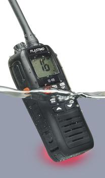 Plastimo Waterproof Handheld VHF Radio SX400